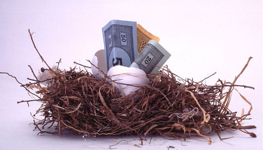 Is your Nest Egg made of Monopoly money?